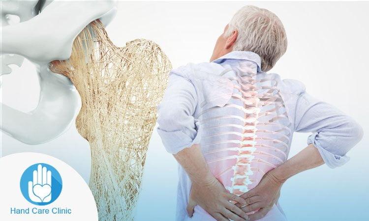 علاج آلالام العمود الفقري